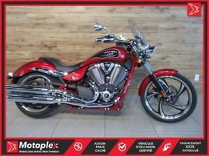 2014 Victory Motorcycles Jackpot 42$/SEMAINE
