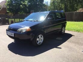 Price reduced for Quick sale - Honda HRV Black, 2*4, 1.6 - Grab a bargain