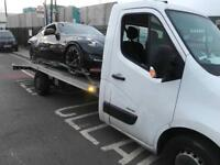 24/7 Breakdown Vehicle Recovery Service- Scrap Car Collection - Winter Jump Start Old Battery Change