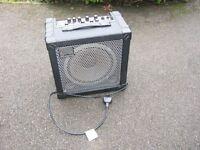 Roland Cube 30 Modelling Amp