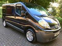 RARE VEHICLE!!! Renault Traffic 2.0 DCI 115 *** Wheel Chair Access Conversion*** Fully Prepared