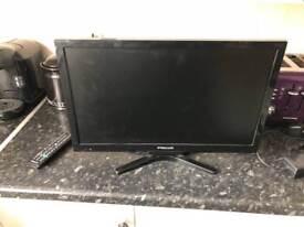 Tv /Dvd 22 inch