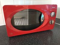 Swan microwave immaculate condition