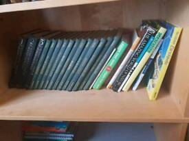 Selection of books each