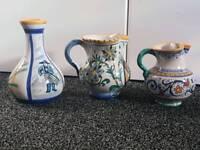 Joblot of vintage/antique european porcelain pieces