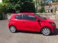 Peugeot 108 Active 1.0, £0 FREE Tax, Only 14'000 Miles
