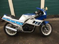 Rare Yamaha fz400r for spares or repairs restoration Barn Find