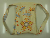 Hand Made Peg Bag Apron