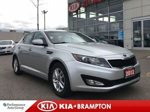 2012 Kia Optima LX 6 SPEED BLUETOOTH  CLEAR OUT ALLOYS WOW!!