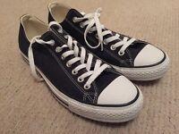 Black Converse Size 10