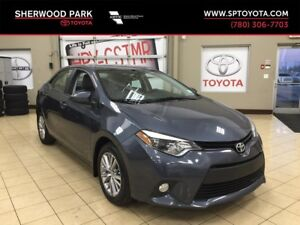 2014 Toyota Corolla LE with Upgrade Package!