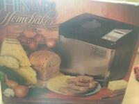 Bread maker never used