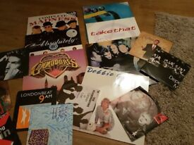 Various artists albums and singles on vinyl for sale