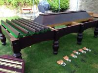 Riley Aristocrat Full Size Snooker Table 12' x 6'