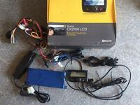 Parrot CK3100 LCD Bluetooth hands free car system