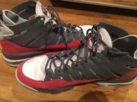Air Jordan's Size 11 Red/White