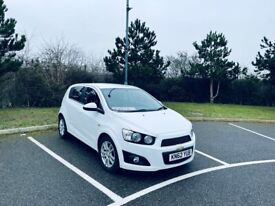 CHEVROLET AVEO 1.4 5DR ONLY 26000 MILEAGE SERVICE HISTORY NEW MOT