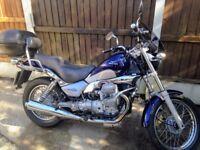 Moto Guzzi Nevada 750 2003 for sale (low milage)
