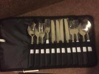 Vango cutlery set