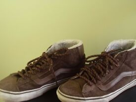 Teens VANS ankle boots for sale