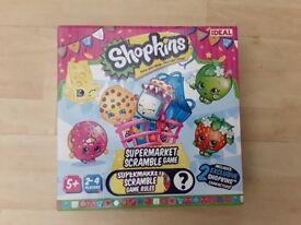 Shopkins board game