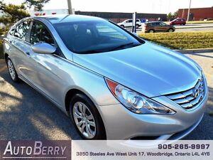 2011 Hyundai Sonata GLS ** CERT E-TEST ACCIDENT FREE ***