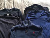 Men's designer jumpers