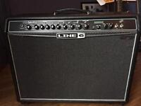 Line 6 Spider MKII 212 Valve and Shortboard