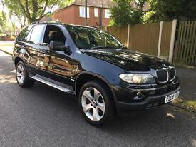 BMW X5 full service history facelift