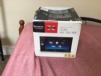 Car radio -Sony Xplod XAV -63 brand new