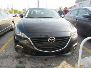 2015 Mazda MAZDA3 GX | GET PRE-APPROVED TODAY | THELOANAPPROVER. London Ontario image 2
