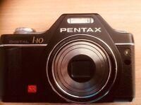 I-10 Pentax digital camera