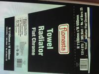 Brand New Flomasta Towel Radiator