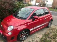 Fiat 500 Abarth imaculete condition FSH
