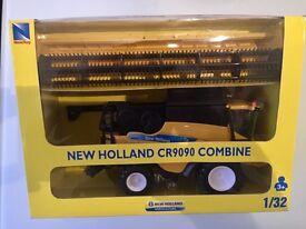 New holland CR9090 Combine