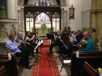Tuba and Horn player needed for Brass quintet based in West Dorset