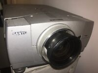 Sanyo PRO Xtrax PLC-11XT Projector With Mount Bracket
