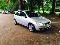 CORSA 1.2-2005 3 DOORS AUTOMATIC-LOW MILEAGES-DRIVES VERY GOOD-FULL SERVICE-CLEAN IN OUT-HPI CLEAR