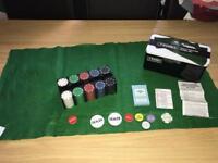 Complete Poker Set