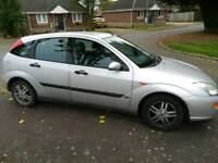 Ford focus spares and repairs 1999