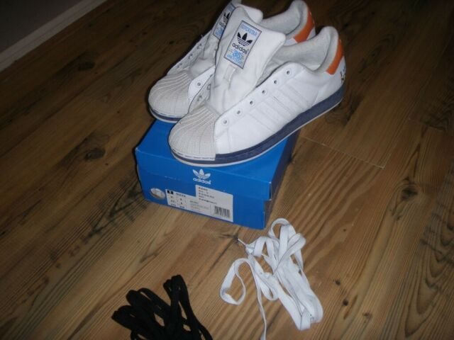 ADIDAS SUPERSTAR I LOVE NEW YORK Anniversary 25 Cities UK SIZE 8 RARE | in Corby, Northamptonshire | Gumtree