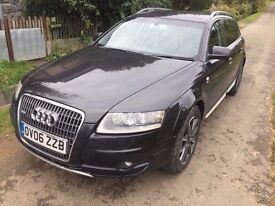 Audi A6 allroad S-line petrol Fsi 256hp part exchange