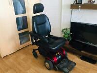 Travelux powerchair