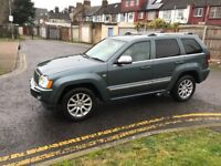 2006 Jeep Grand Cherokee 3.0 CRD V6 Overland 4x4 5dr Automatic @07445775115