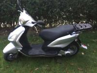 Piaggio fly 125 2008 for sale or swaps