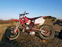 Honda cr125 £1000 IF AWAY TONIGHT