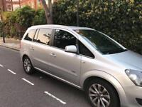 Vauxhall Zafira 2014 excellent condition!!