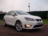 2012 SEAT IBIZA FR CR TDI 3 DOOR *£30 ROAD TAX*LOVELY CAR!!!