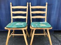 Table and 2 chairs(see photos) FREE DELIVERY PLYMOUTH AREA