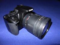 CANON 400D 10.1MP SLR Digital Camera and Accessories